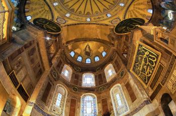 Hagia Sophia (Interior)